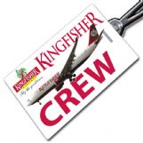 Kingfisher A330 Tag